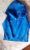 Рубашка льняная десткая подросток с капюшоном и без. Цвета разные, фото 1