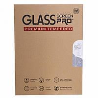 Защитное стекло 10D Apple iPad 2, 3, 4 Белое
