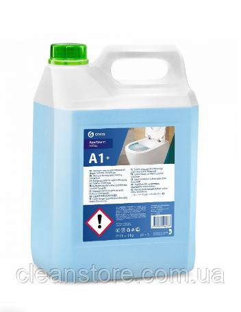 """Моющее средство для ежедневной уборки туалетов """"Apartament series А1+"""" 5 кг."""