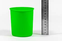 Многоразовый силиконовый стакан ПРОСТО И ЛЕГКО для работы с эпоксидной смолой 400 мл