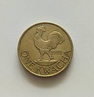 1 квача Малави 1992 г., фото 1