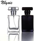 Стеклянный парфюмерный флакон с распылителем 30 мл, фото 5