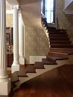 Винтовая лестница 4