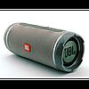 Портативна bluetooth колонка вологостійка T&G 116 Сіра, фото 2