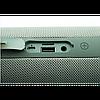 Портативна bluetooth колонка вологостійка T&G 116 Сіра, фото 4