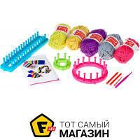 Same Toy Style to me. Fashion Knitting Set (553-5Ut)
