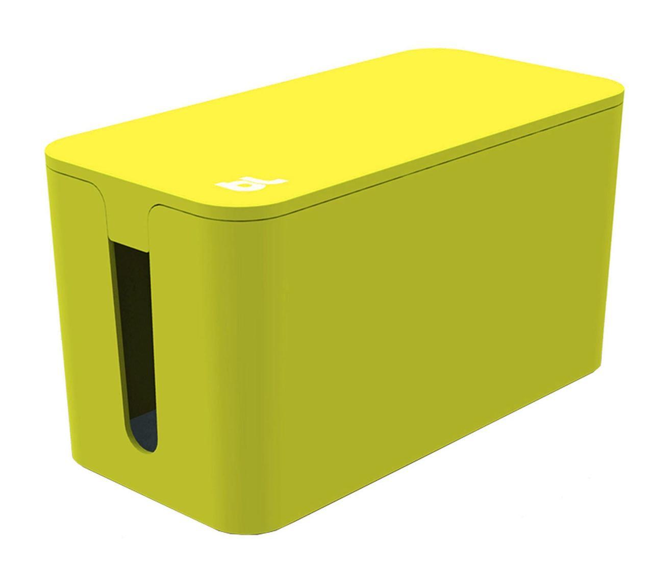 Органайзер для проводів вогнестійкий Cablebox Mini Bluelounge (yellow)