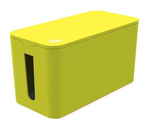 Органайзер для проводов огнестойкий Cablebox Mini Bluelounge (yellow), фото 2