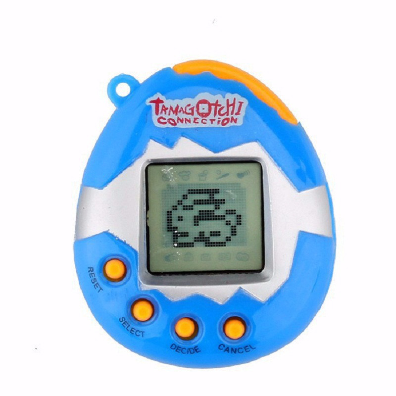 Электронная игра Tamagotchi Тамагочи Виртуальный питомец в яйце Синий