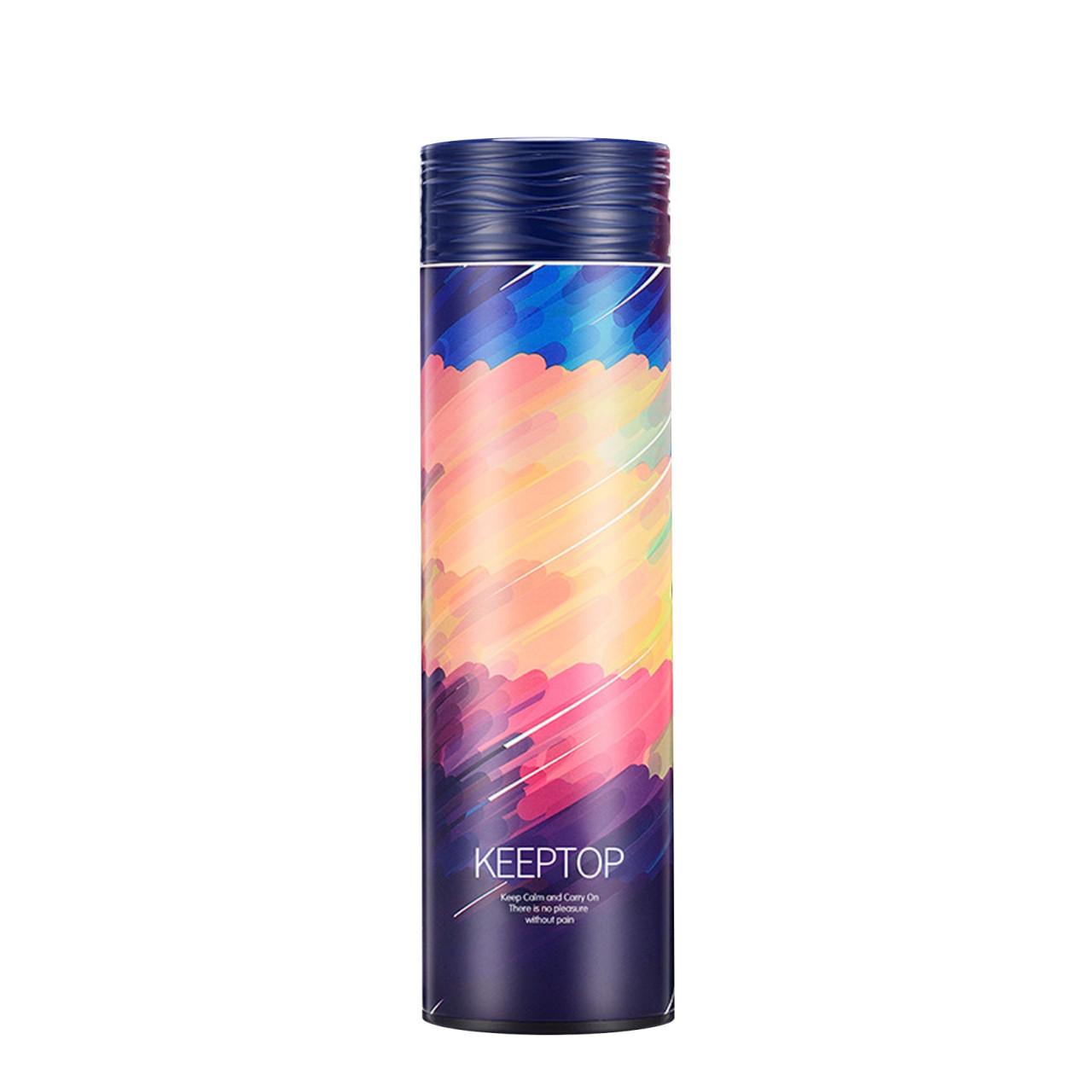 Термос KEEPTOP для чая 450 мл Разноцветный