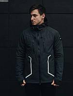 Куртка Staff soft shell grafit. [Размеры в наличии: XS,S,M,L,XL]