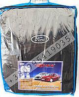 Автомобильные чехлы Форд Транзит Кастом Ford Transit Custom 1+2 2012- Nika модельный комплект
