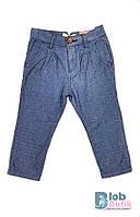 Детские синие брюки для мальчика .