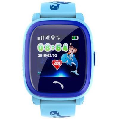 Детские смарт-часы GoGPS ME K25 Синій