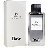 Dolce & Gabbana 10 La Roue De La Fortune туалетная вода 100 ml. (Дольче Габбана № 10 Ля Роуе Де Ля Фортуна), фото 1