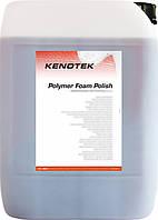 Воск /полимерный воск/воск для автомоек/жидкий воск для блеска Polymer Foam Polish (Kenotek Belgium) 5л