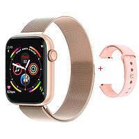 Смарт-часы 41 gold (Copy Apple Watch)