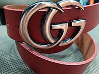 Ремень кожаный GUCCI, фото 1