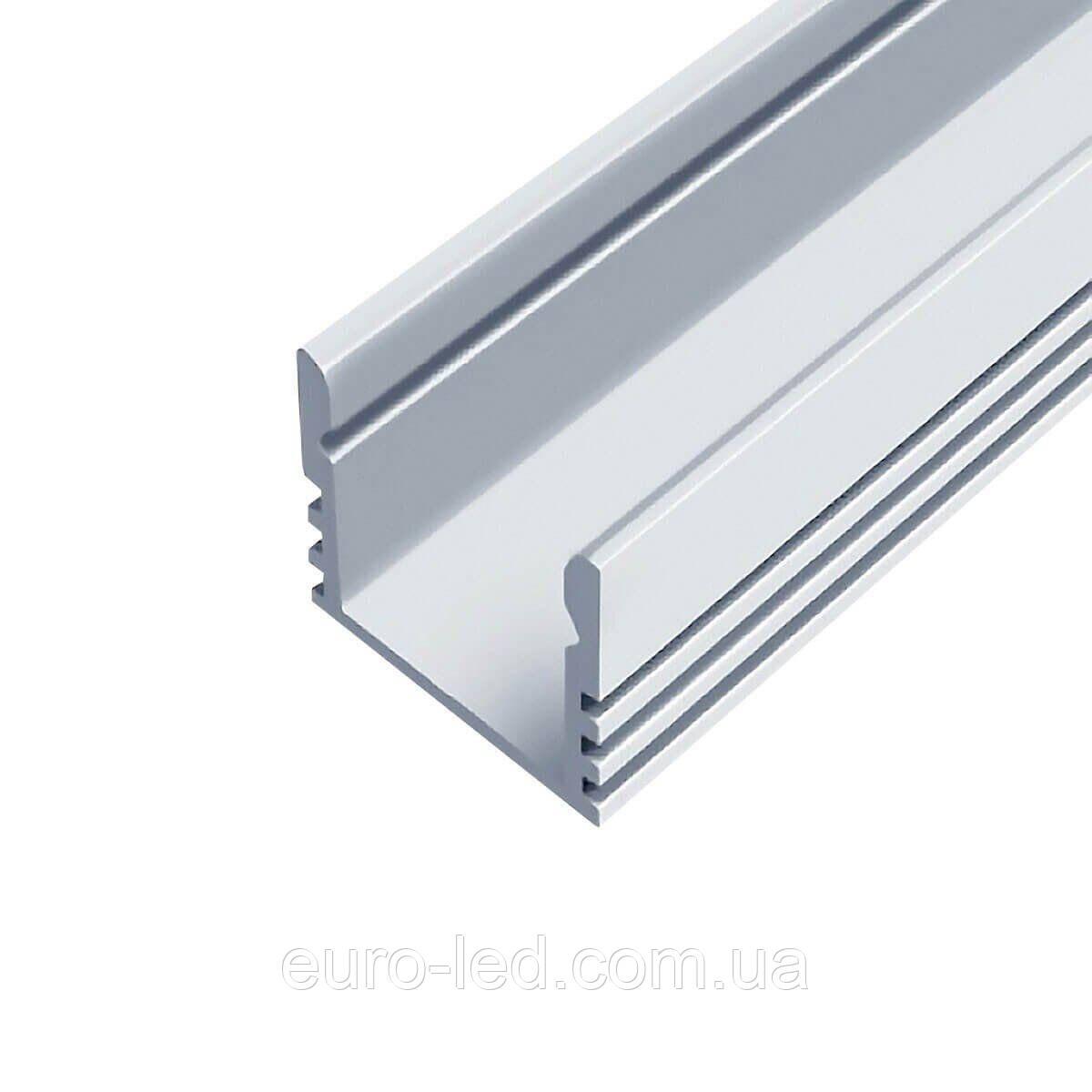 Профіль алюмінієвий анодований LED LP-12