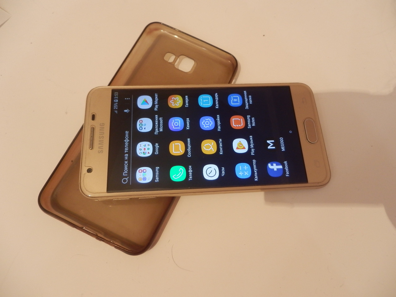 Мобильный телефон Samsung G570 №7395