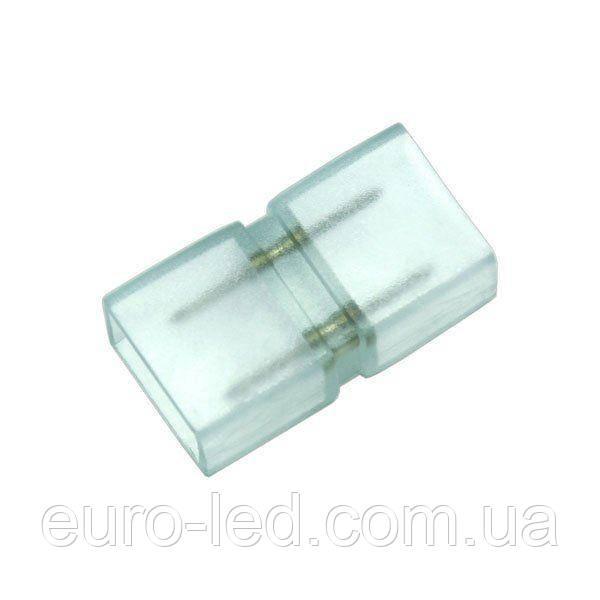 Коннектор для светодиодных лент 220В 5050/3014 (2 разъема + 2pin (2шт.))