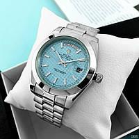Механические мужские часы в стиле Rolex Day-Date