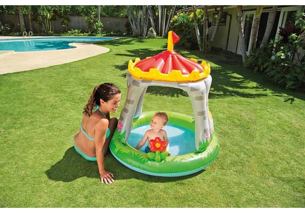 Детский надувной бассейн Intex 57122 122 см х 122 см