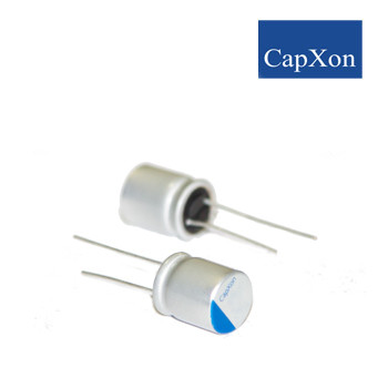 560mkf-6.3v ПОЛІМЕРНИЙ конденсатор електролітичний PS 8*8 Capxon