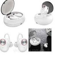 Навушники  SUNROZ V5 TWS  Бездротові  Bluetooth навушники вкладиші Білий