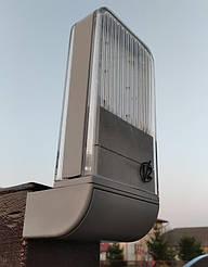 Встановлення автоматики розсувних воріт V2 у селі Бережани 2