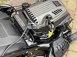 Газонокосилка бензиновая Grunhelm S461 LUX (Самоходная с электростартом), фото 7