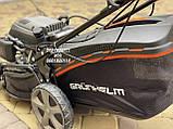 Газонокосилка бензиновая Grunhelm S461 LUX (Самоходная с электростартом), фото 8