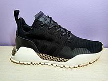 Чоловічі кросівки в стилі Adidas AF Primeknit Atric Black White