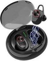 Навушники  SUNROZ V5 TWS Bluetooth Бездротові  навушники вкладиші Чорний