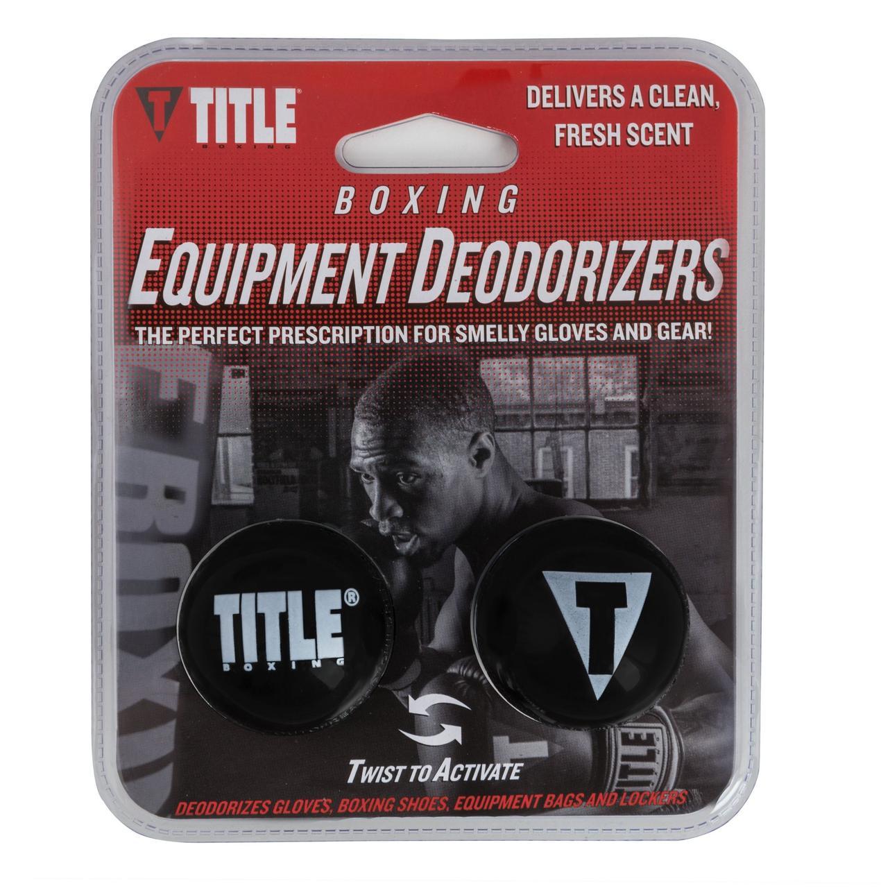 Дезодорант для экипировки TITLE equipment deodorizer balls ocean scent