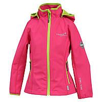 Куртка Softshell для девочек JANET HUPPA, JANET 18000000-00163, 6 лет (116 см), 6 лет (116 см)