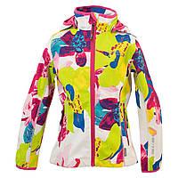 Куртка Softshell для девочек JANET HUPPA, JANET 18000000-81420, 6 лет (116 см), 6 лет (116 см)