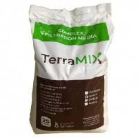 TerraMIX Sorb A - засыпка для удаления железа и марганца (25 литров / 11,75кг/мешок)