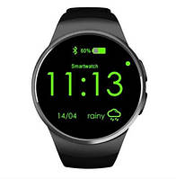 Часы Smart Watch Kingwear KW18 6950, черные