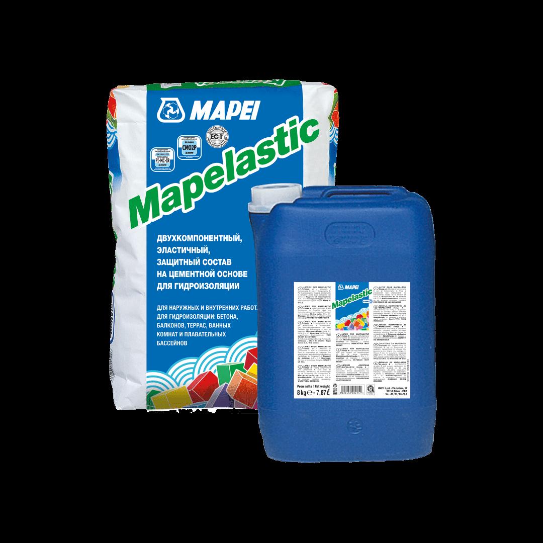 Mapei MAPELASTIC / Мапей Мапеластік / компонент А / 24 кг