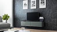 ТВ тумба RTV VIGO 140 (сірий) (CAMA)