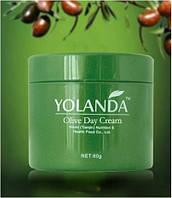 Крем дневной, оливковый,  Green World