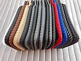 Коврики в салон ворсовые для Toyota RAV 4 2013- серые, фото 6