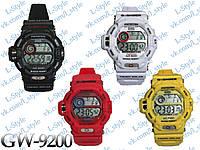 Спортивные часы Casio G-Shock gw-9200