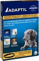 Ceva Adaptil ошейник для собак и щенков успокаивающий с феромонами - размер S