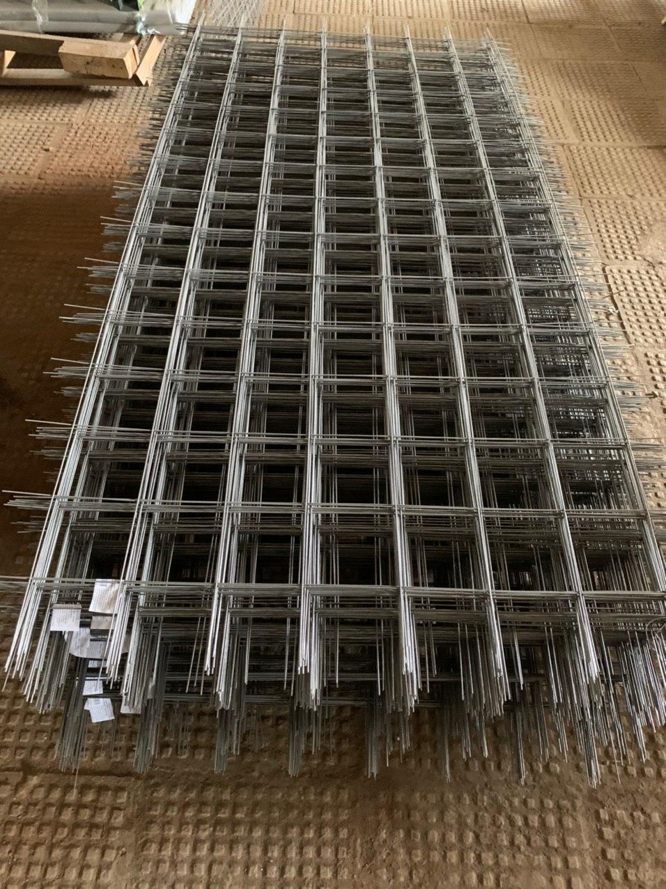 Сетка Армапояс 50х50 мм, Ø 3,0 мм, ширина 1 м длина 2 м