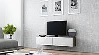 ТВ тумба RTV VIGO 140 (латте/белый) (CAMA)