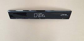 Мухобойка, дефлектор капота FORD Ka 1996–2008 (Vip tuning)
