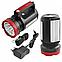 Аккумуляторный ручной фонарь Yajia YJ-2895, фото 3