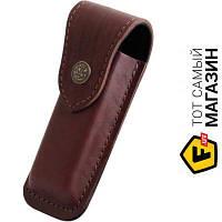 Чехол для ножа/мультитула Grand Way XL на кнопке Коричневый (260GW)